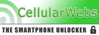 Cellular Webs phone unlocking main logo